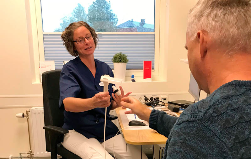 Astma/Kol mottagning