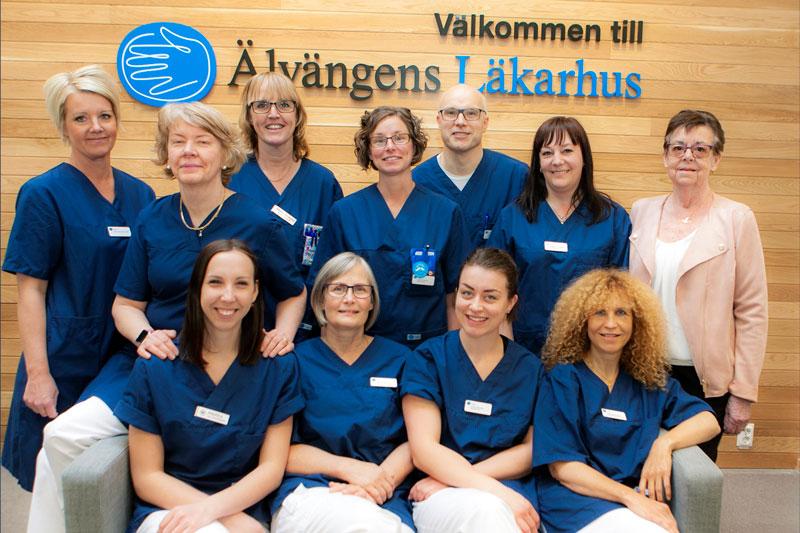 Älvängens Läkarhus personal